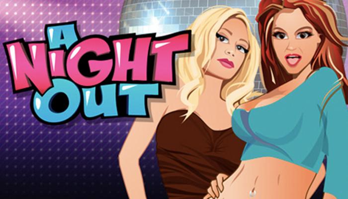 เกมSlotออนไลน์ A Night Out เกมเล่นง่าย