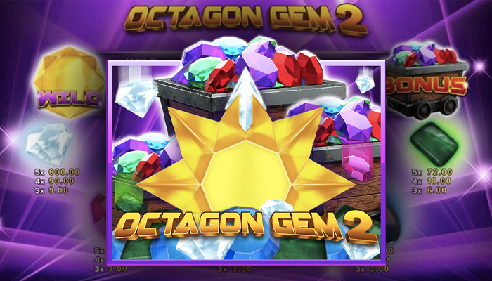 ทดลองเล่น Octagon Gem