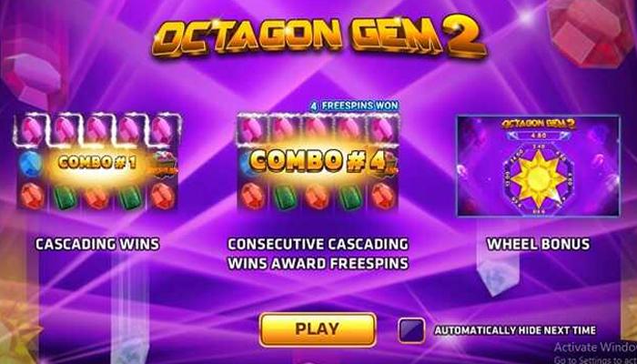 Slot OnLine Octagon Gem